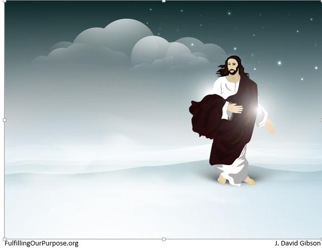 Jesus raised-tagged