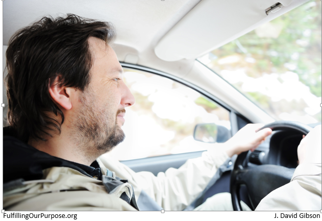man driving-tagged