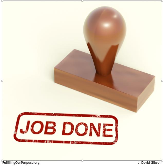 job done-tagged